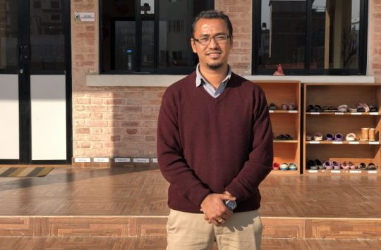 Kanishka Shakya: A man with sweet struggles