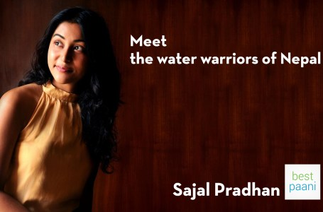 Meet the water warriors of Nepal