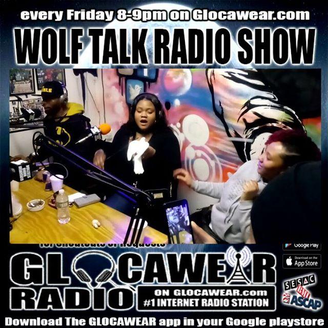 WOLF TALK RADIO SHOW