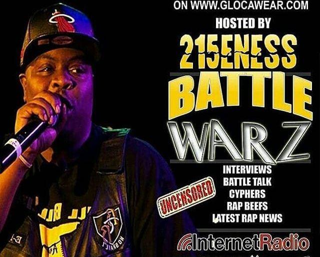 """Bar 4 Bar TONIGHT aka """"Battle Warz"""" Radio Show.."""