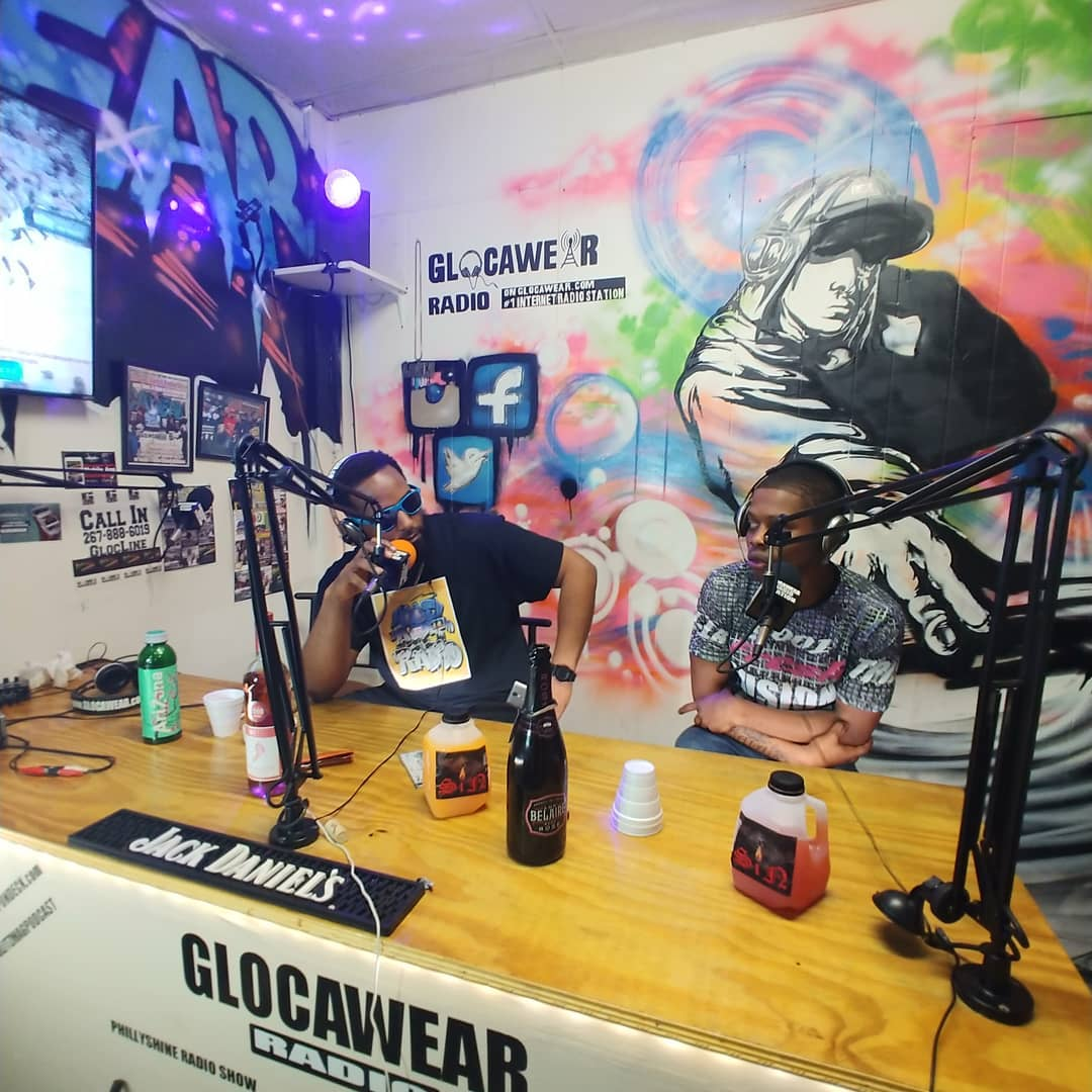 Hood Art Radio Show