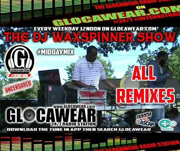 @BlockMob_Records this Thurs on The Glocawear Radio Show