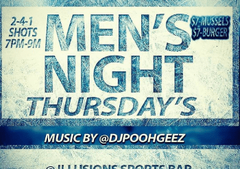 Check out @djpoohgeez every Thurs night..