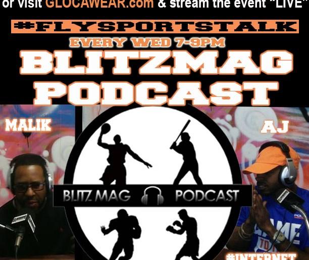 *Audio* of The BlitzMagPodcast w/ Malik & Aj 10-31-18
