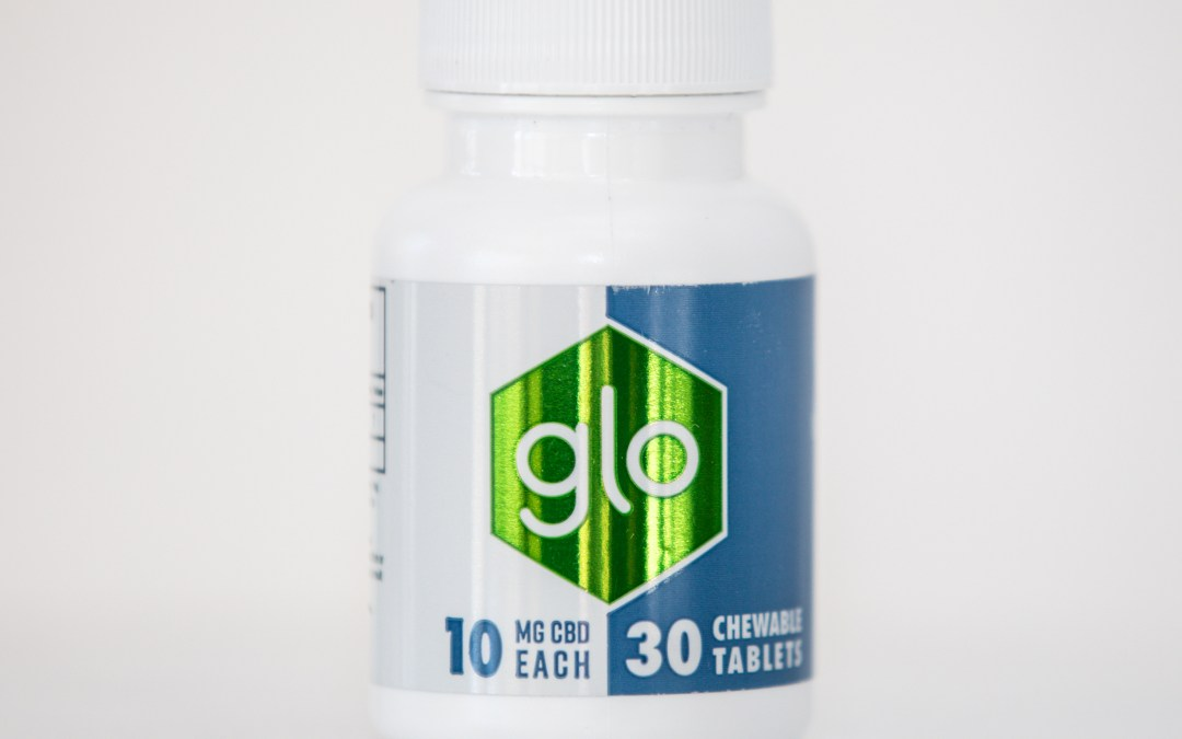 Glo Chewable CBD