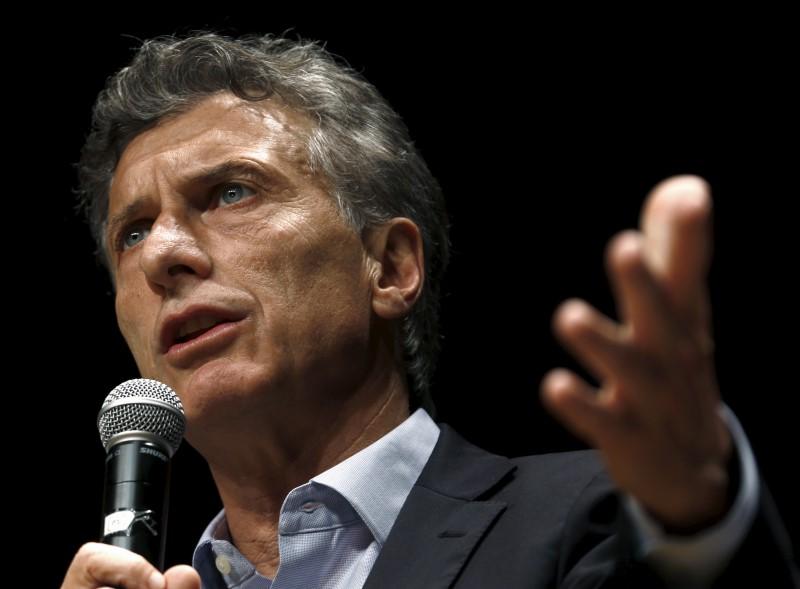 © Reuters.  China espera aumentar la cooperación con Argentina bajo Gobierno de Macri