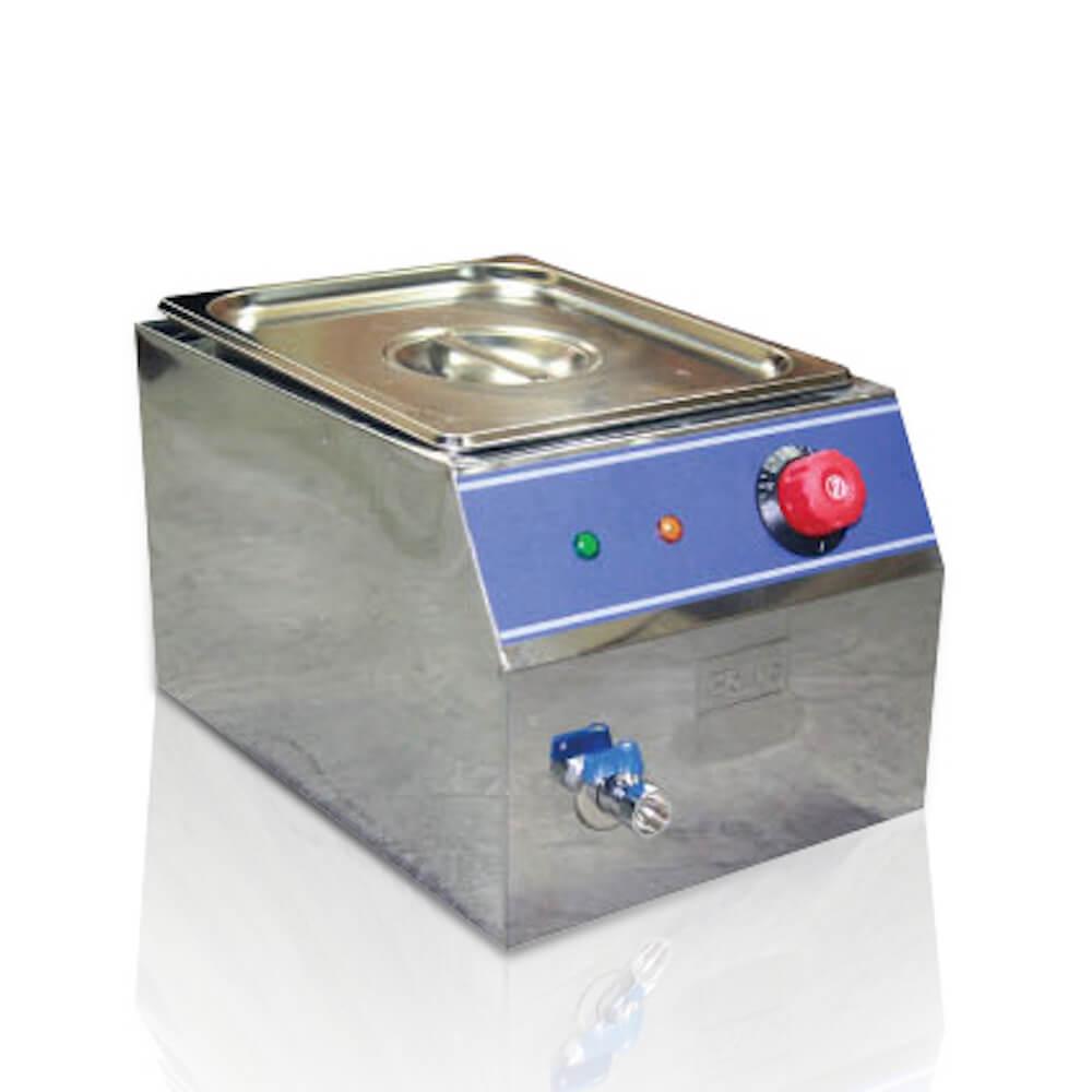 Mesin Bain Marie atau Alat Pemanas Makanan dan Penghangat Makanan Catering