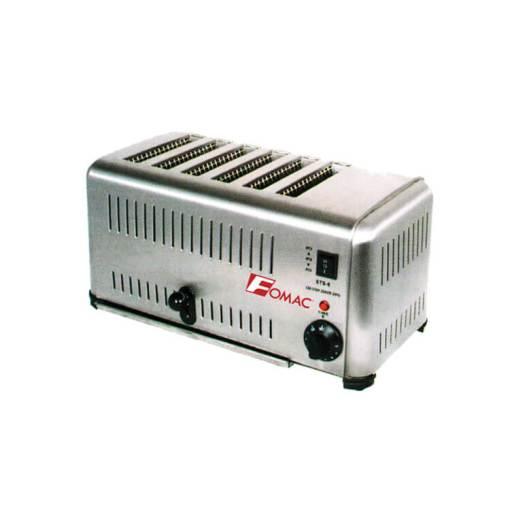 Mesin Bread Toaster FOMAC BTT DS6