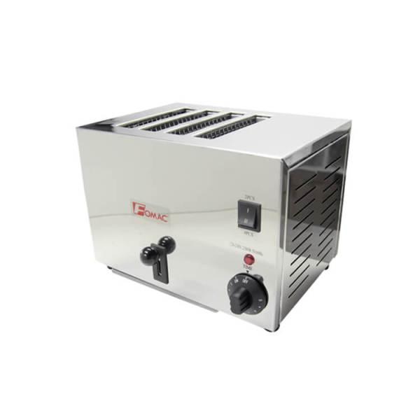 Mesin Bread Toaster FOMAC BTT S4A