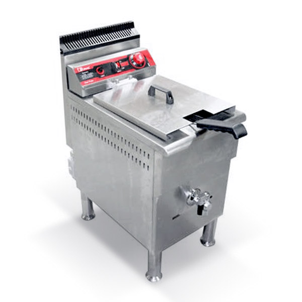 Mesin Gas Deep Fryer FOMAC FRY G171
