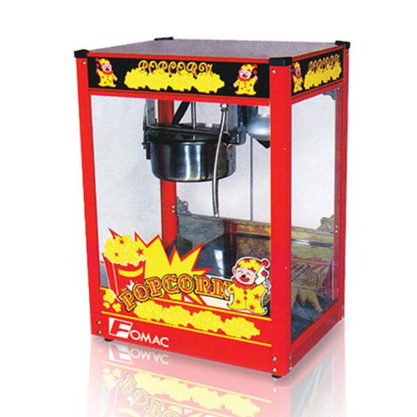 Mesin Popcorn FOMAC POC POP6BR