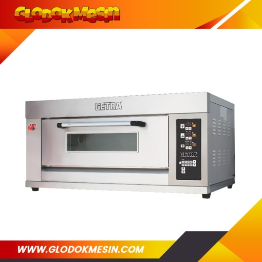 Oven Gas Pizza GETRA 1 Deck