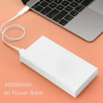 Original Xiaomi Mi 20000mAh Mobile Power Bank