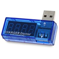 Gearbest KW201 USB Power Current Voltage Detector Portable Tester