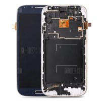 Replacement LCD Screen Digitizer Frame for Samsung S4 I337