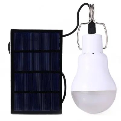 S-1200 Portable Solar Energy Led Bulb
