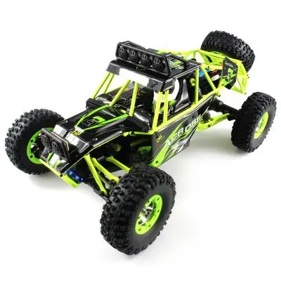Gearbest WLtoys No. 12428 1 / 12 2.4GHz 4WD RC Off-road Car