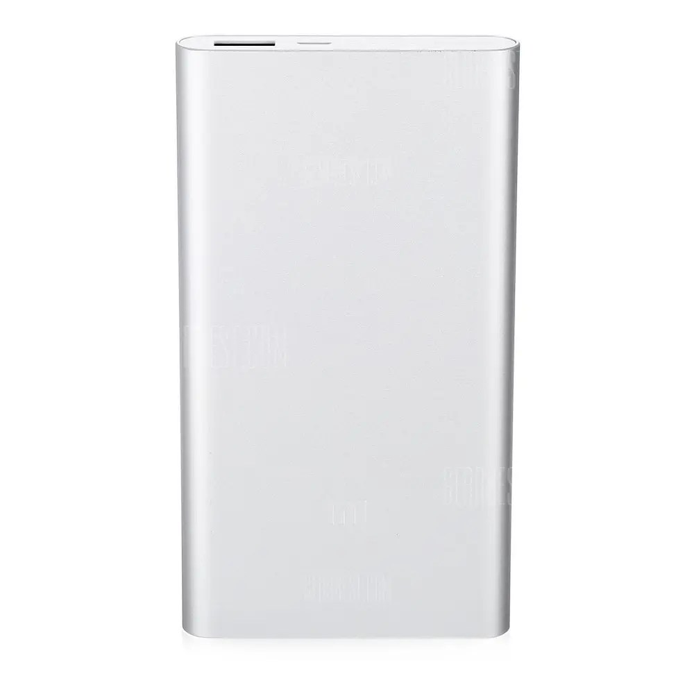 [Coupon Code: GB50-$5off-] Original Xiaomi Ultra-thin 10000mAh Mobile Power Bank 2