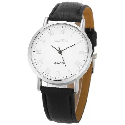 GENEVA Fashion Unisex Quartz Watch
