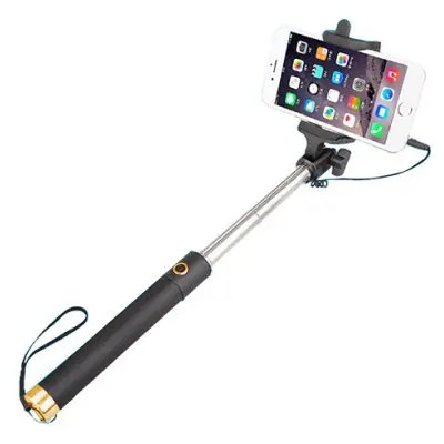 Wired Selfie Stick Handheld