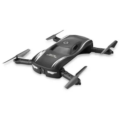 Gearbest 185 Mini Foldable RC Pocket Selfie Drone - BNF