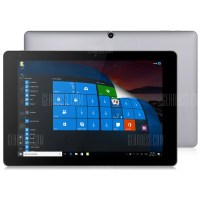 "Résultat de recherche d'images pour ""CHUWI HI10 PLUS CWI527 Windows 10 + Android 5.1 Tablet PC - BLACK AND GREY EU PLUG gearbest"""