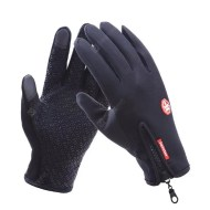 Unisex Winter Warm Windproof Cycling Gloves
