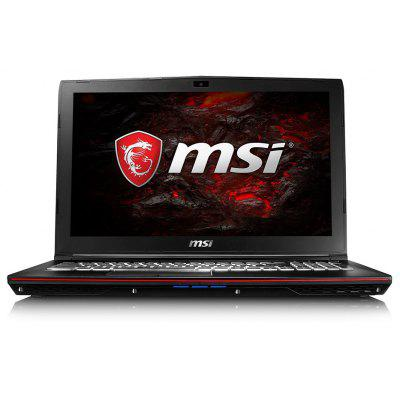 MSI GP62M 7RE - 817CN Gaming Laptop