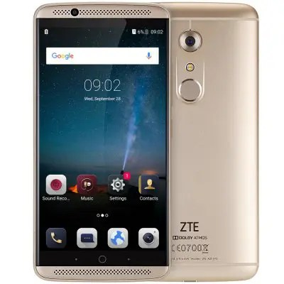 ZTE AXON 7 4G Phablet Android 6.0 5.5 inch
