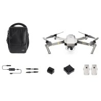 DJI Mavic Pro Platinum Foldable RC Quadcopter - RTF