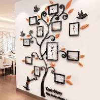 Creative Photo Tree 3D Wall Stickers