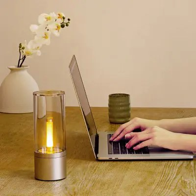 Gearbest Yeelight YLFW01YL Smart Atmosphere Candela Light