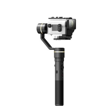 Gearbest FY FEIYUTECH G5GS 3-axis Handheld Gimbal Stabilizer - BLACK for Sony Action Camera