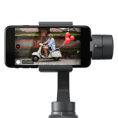 DJI OSMO Mobile 2 Handheld Gimbal Stabilizer Active Track Motionlapse Zoom Control for Smartphone