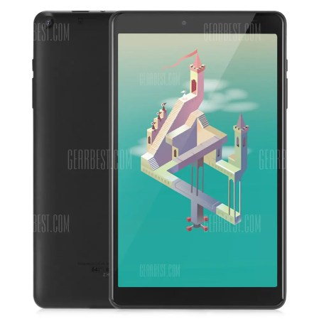 Gearbest Chuwi Hi9 Tablet PC - BLACK 8.4 inch Android 7.0 MTK8173