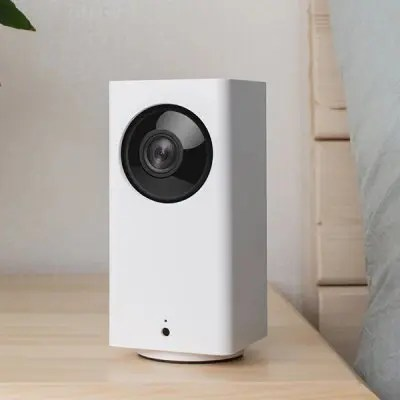 Gearbest Xiaomi dafang 1080P Smart Monitor Camera - WHITE