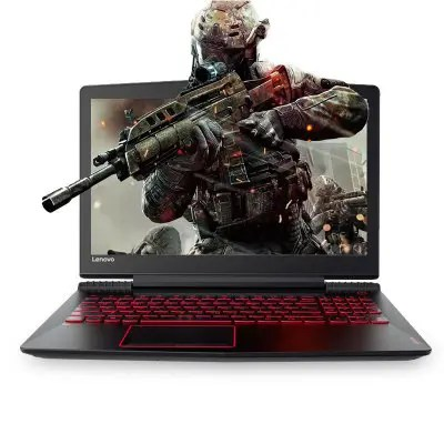 Lenovo Legion R720 256GB SSD + 1TB HDD + GTX1050TI 4G BLACK Color Gaming Laptop