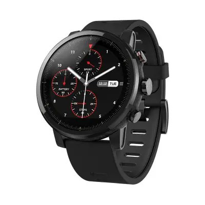 Gearbest Only $179.99 for Xiaomi Huami Amazfit Smartwatch 2 Running Watch  -  AMAZFIT WATCH 2 promotion
