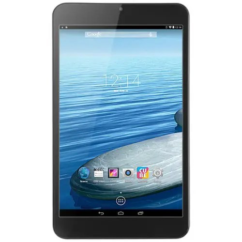 Cube U27GT Android 4.4 Tablet PC with 8 inch WXGA Screen MTK8127 Quad Core 1.3GHz Dual Cameras WiFi Function 8GB ROM