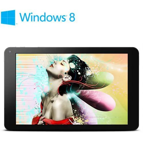 Cube iwork8 WiFi 8 inch Windows 8.1 + Android4.4 Tablet PC Intel Z3735F Quad Core 2GB RAM 32GB ROM