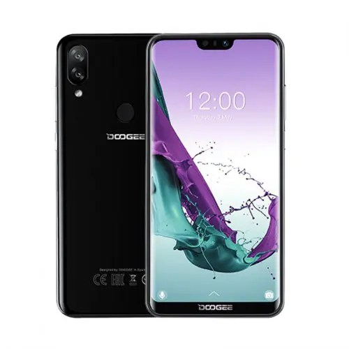 DOOGEE N10 mobile Phone Octa-Core 3GB RAM 32GB ROM 5.84inch FHD 16.0MP 3360mAh Android 8.1 4G LTE
