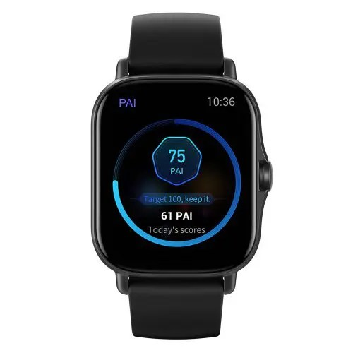 New Global Amazfit GTS 2e Smartwatch 24H Heart Rate 90 Sports Modes 5 ATM 24 Days Battery Life Smart Watch for Android