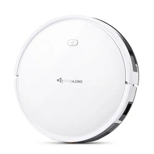 DEALDIG Robvacuum 8 Smart Robot Vacuum Cleaner
