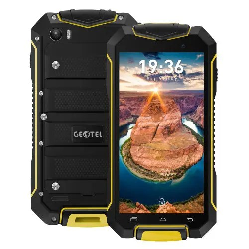 GEOTEL A1 Yellow UK
