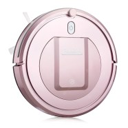 Eyugle KK290A Sweeping Vacuum Robot Cleaner 7.6cm Height 500pa Suction 3 Cleaning Mode 5cm Anti-falling Anti-collision