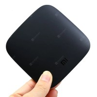 "Résultat de recherche d'images pour ""( Official International Version ) Original Xiaomi Mi TV Box - BLACK EU PLUG gearbest"""