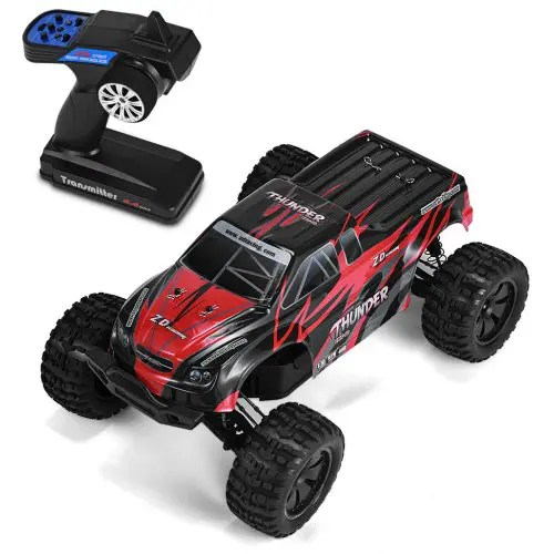 ZD Racing ZMT - 10 / 10427 - S / 9106 1/10 Brushless 4WD Monster Truck