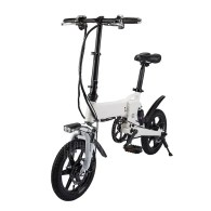 KV1420 Smart Folding Bike Electric Moped Bicycle