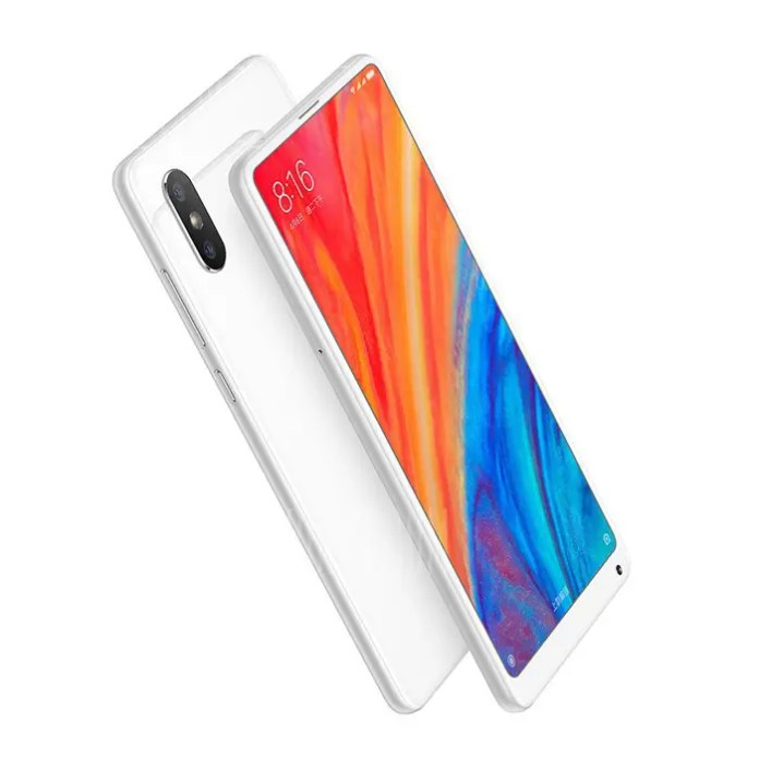 Xiaomi Mi Mix 2S 4G Phablet Global Edition