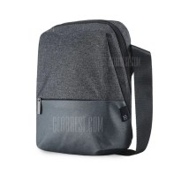 Xiaomi 90fen Minimalist Water-resistant Shoulder Bag